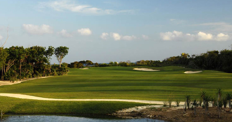 2 Rounds of Golf - Riviera Cancun & Puerto Cancun