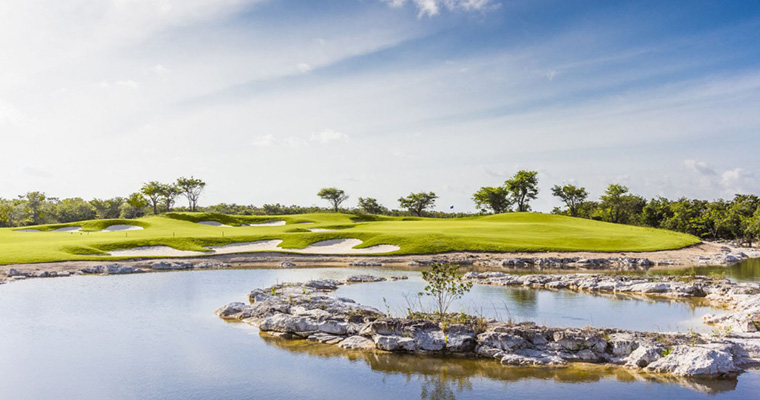 3 Rounds of Golf - Riviera Cancun, Puerto Cancun & El Tinto