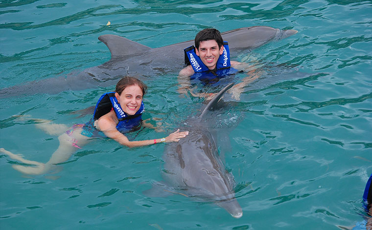 Dolphin Swim Riviera Maya COUPLES