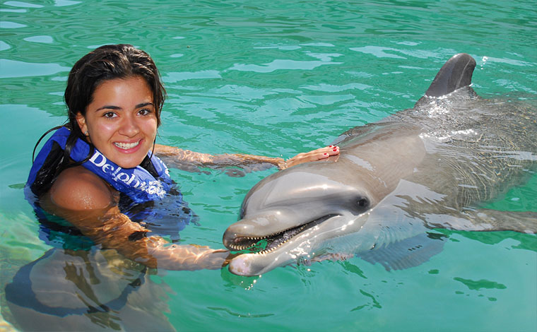 Dolphin Swim Riviera Maya THE ONE