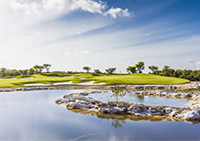 Play three rounds of golf in some of the best Cancun golf courses.