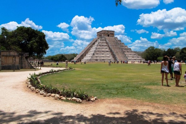 Private Chichen Itza & Cenote Ik Kil
