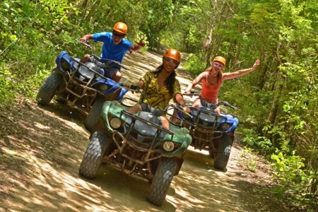 ATV Explorer Jungle Tour