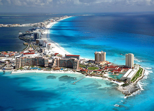 Downtown Cancun