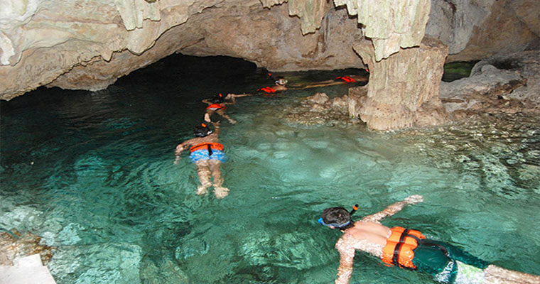 Private Cenote Snorkel & Canopy Ziplines