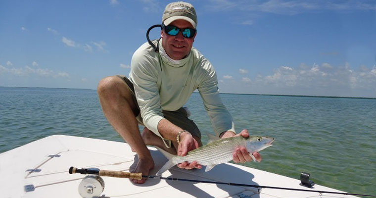 Fly Fishing Cancun 4 hrs