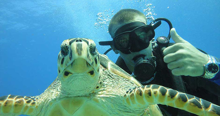 Scuba Resort Course for Beginners