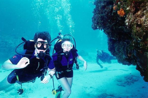 Scuba Dive Package A